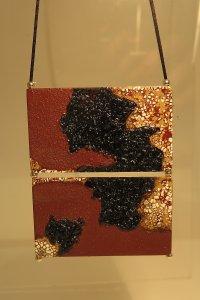 INRO pendant conceptual jewelry