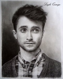 Portrait of Daniel Radcliffe