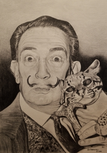 DALí with ocelot