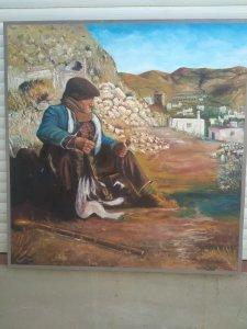 El descanso del pastor