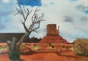 Desert site