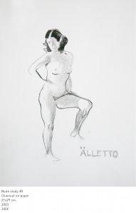Nude Study n.8