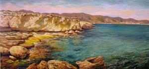 ESCULLOS BEACH, CABO DE GATA, ALMERIA