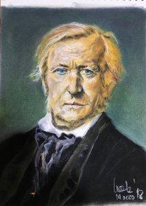 Retrato de Wagner