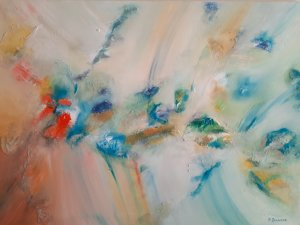 """My Moments"", 100x73 cm, 290 euros"