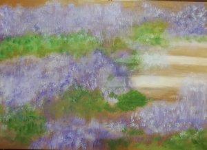 Lavender Ladder