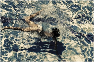 Nadando con mi sombra