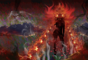 Las cenizas del infierno / The ashes of hell