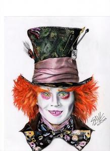 El sombrero loco