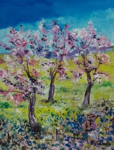 Springs trees