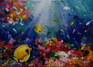 Magical Sea bottom