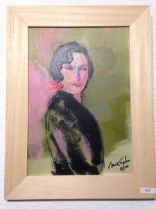 Retrato 1 de Maria Sancho