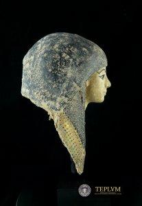 EGYPTIAN MUMMY MASK / EGYPTIAN MASK