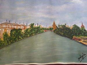 Guadalquivir from Puente