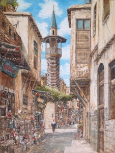 Damascus II