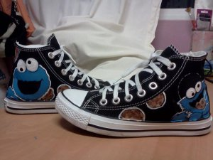 Custom shoes I
