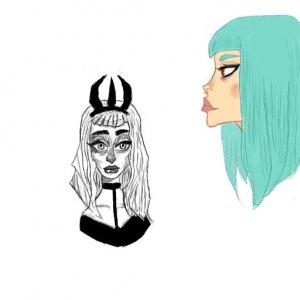 illustrations of choice!