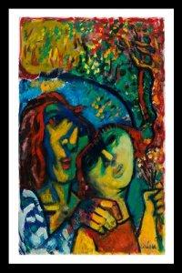 Eduardo Cohen oil
