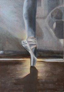"""""""Corazón de bailarina"""""""