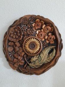 Composición floral -