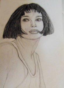 Mathilda Portrait