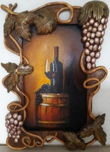 Barrica de vino - Wine barrel