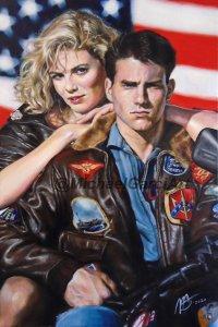 Top Gun ídolos del aire