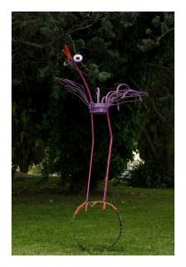 Pájaro con Aro