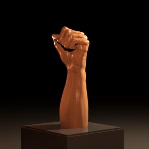 Eternal Struggle - Digital Art
