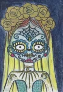 Catrina of the waning moon