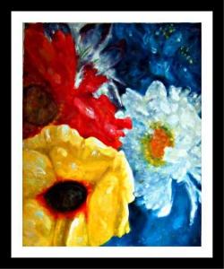 Shyntetic Flowers