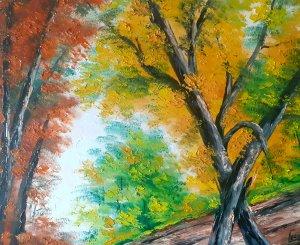 Sincerity on my canvas