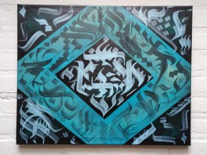 Calligraffiti Studies 1