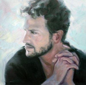 Retrato Pablo Alboran