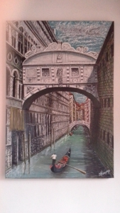 Bridge of Sighs (Venice Italy)