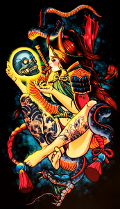 Mujer Serpiente