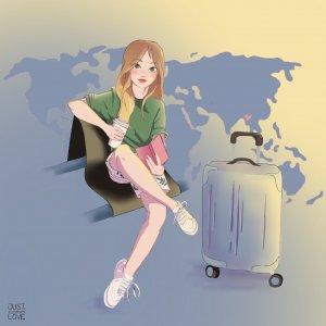 La viajera