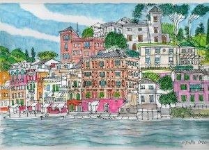 Portofino. Liguria. Italy.