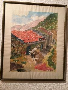Landscape of Setcases (Girona)