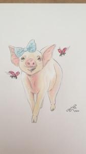 JUSTocomoLOVEo - Pig