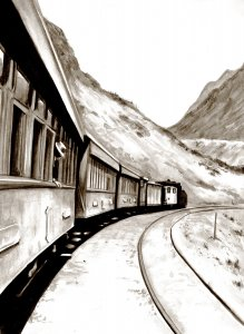 Trans-Andean railway