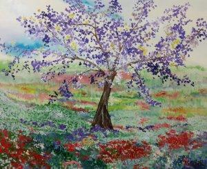 Violeta primavera