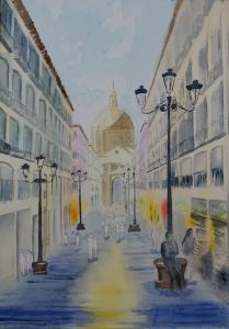 I Calle Alfonso, Zaragoza