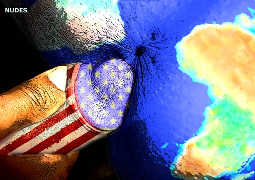 USA Fuck Atlantic