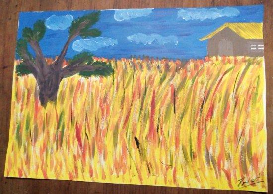 El prado