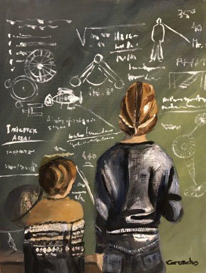 La clase de física