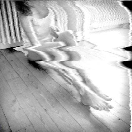 Eric Chauvet - Femme Nue 6 - Tribute to Kertész