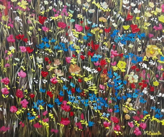 Primeras flores silvestres