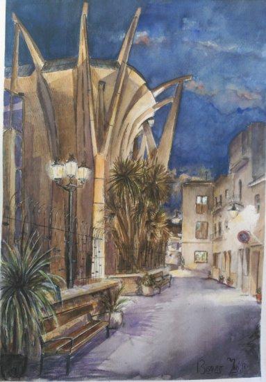 Iglesia del puerto, Xàbia