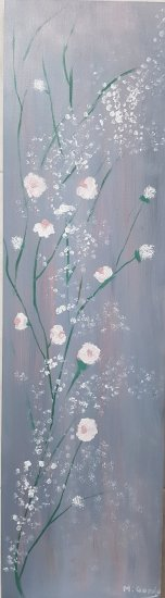 Flores. 5 rosas